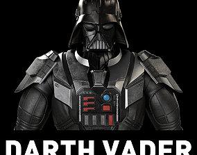 3D PBR STAR WARS DARTH VADER