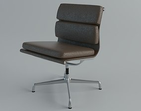 3D asset Chair vitra Soft Pad