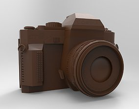3D printable model camera mod3