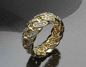 3D printable model jewelry jewellery ring