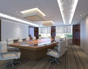 Meeting Room Design 3D