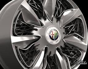 3D model Alfa Pandion rim