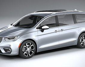 3D Chrysler Pacifica 2021