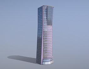 3D model PBR MSK Grand Park
