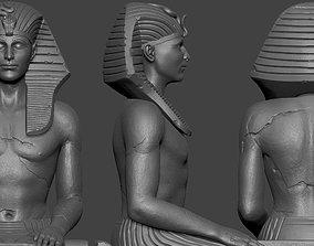 3D printable model Egyptian Statue