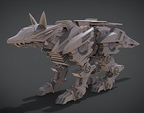 3D printable model Mirage Fox