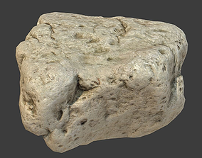 Peggy Stone 3D asset