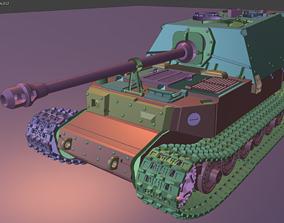 3D printable model Elefant tanks
