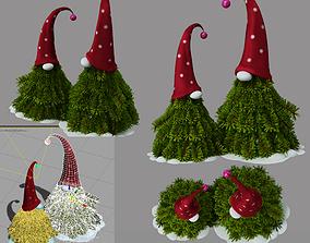 3D various-models christmas decor