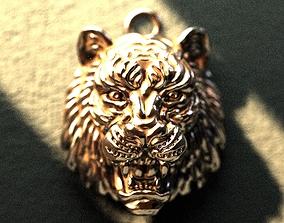 jewelry Tiger 3D printable model