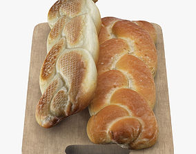 3D Bread french