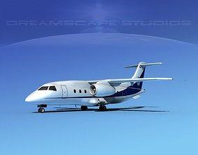 3D model Dornier 328Jet Club 328