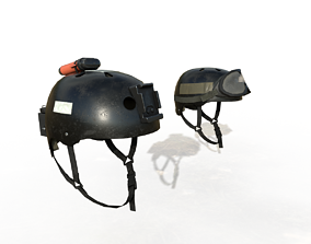 Pro-Tec Special Forces Helmet 3D model