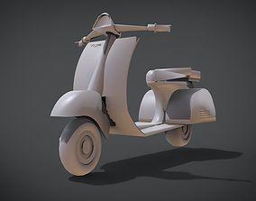 Vespa 3D printable model