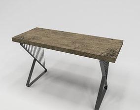 3D Design table Harp