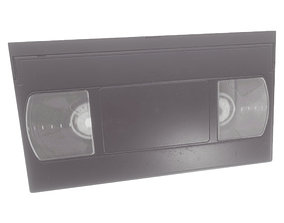Video Cassette VR / AR ready