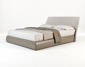 Giorgetti - Altea bed 3D