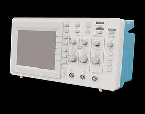3D Digital Oscilloscope