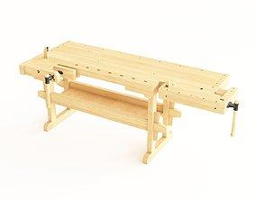 3D model rack Workbench