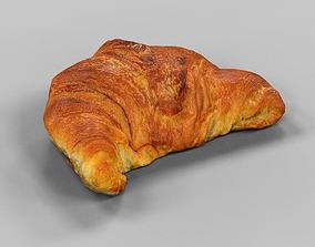 3D asset realtime Croissant