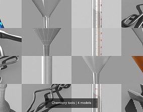 Chemistry tools 3D model