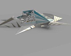 Velodrome 2114 3D model
