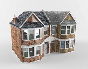 Cottage House v10 3D model