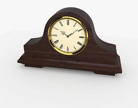MANTEL CLOCK 3D model clock