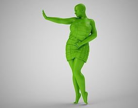 3D print model Wrapping Towel