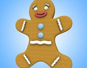 Ginger Bread Man 3D