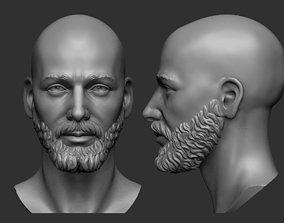 head Male Head Printable
