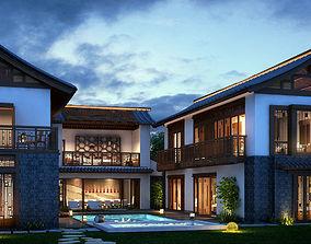 Villa 018 3D