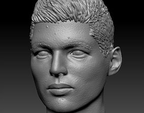 Max Verstappen man 3D print model