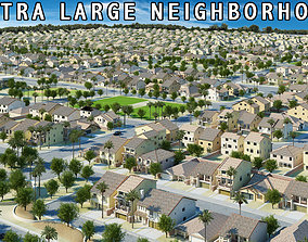 3D NEIGHBORHOOD 1100 HOUSES