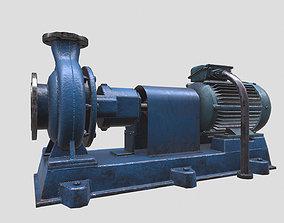 3D asset Chemical Pump