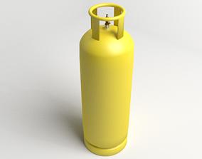Liquefied Petroleum Gas 25kg 3D