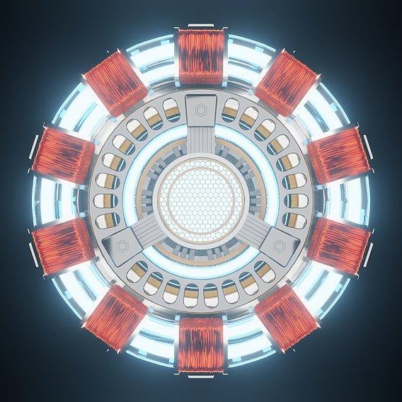 Arc Reactor (Iron Man)