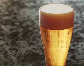 Tall Beer 3D