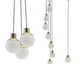 3D model Mass light lamp