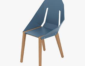 3D model Dining Chair living