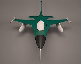 Military Aircraft bomber 3D