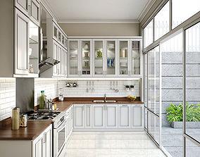 home Kitchen 3D model