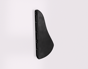 3D printable model YAMAHA Silent Guitar Finger short board