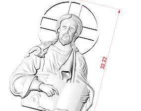 sculpture 3D printable model jesus christ Son of God