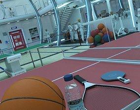 3D SC20 Gym Addon Pack 02