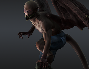 3D print model Demon Desert