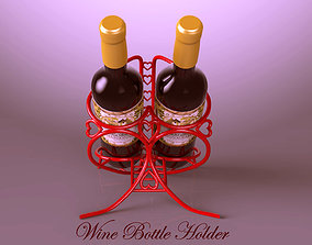 3D printable model Wine Bottle Holder