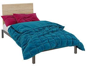 3D model Copenhagen Bed in Kids