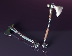 AXE Game Asset 3D model