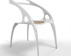 Go Stacking Chair by Lovegrove 3D